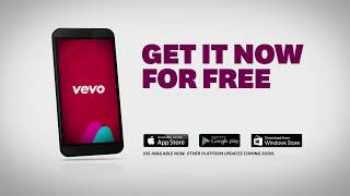 Listen WILLYM On New Vevo App For iOS Now Available!