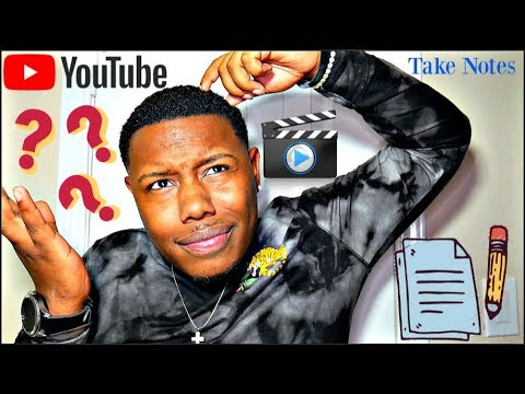 How To Create A Successful YouTube Channel (ZCC WAY) 📝✏️📒