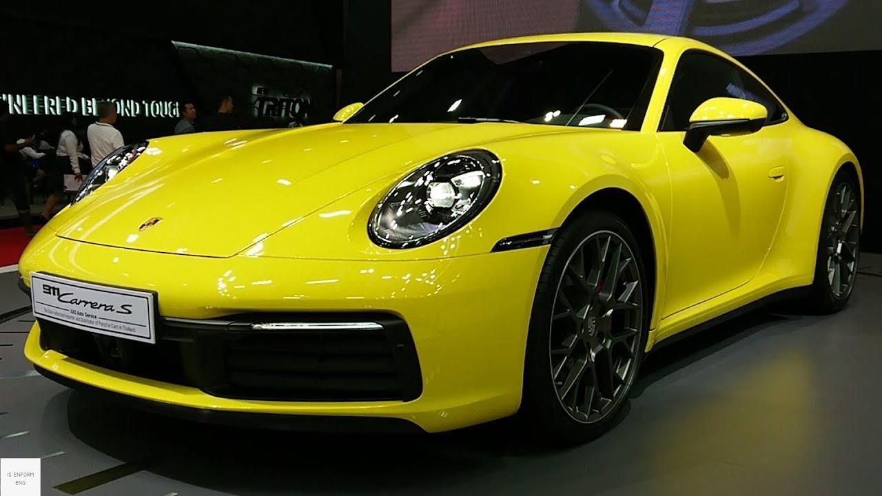 Porsche 911 phiên bản 2020 Carrera S