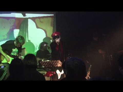 """Psychedelic Warlords - """"Aerospaceage Inferno"""" live @ The Lomax, Liverpool 24th April 2014"""