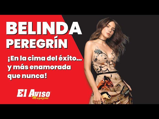 Belinda MÁS enamorada que nunca y los fuertes rumores de un posible EMBARAZO - El Aviso Magazine