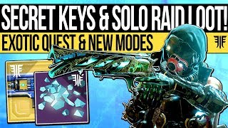 Video Destiny 2 | CORRUPTED WEAPON & SOLO RAID LOOT! Loot Keys, Exotic Quest Mystery, Wish Wall & Patch download MP3, 3GP, MP4, WEBM, AVI, FLV September 2018