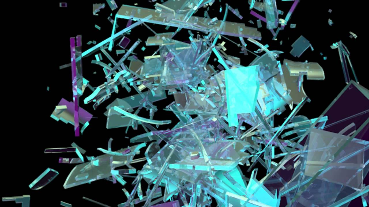 Animated Wallpapers Hd 1080p Impulse Animated Logo Early Test 2 Broken Glass Youtube