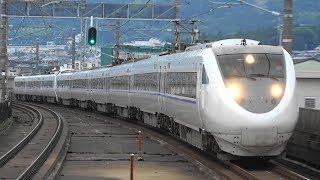 2017/08/23 4035M 特急 サンダーバード35号 681系(W01編成+V11編成)
