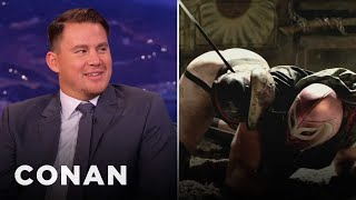 Channing Tatum Attacked Danny McBride Dressed As The Gimp