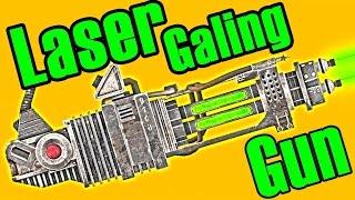Fallout New Vegas: Best Laser Gatling Gun Location Spertal-wood 9700 (gra Dlc)