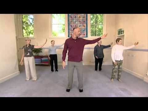 A Tai Chi class designed for people with breast cancer
