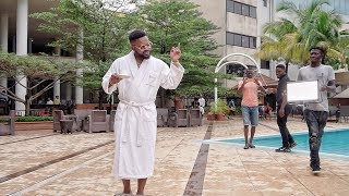 Falz - 'Sweet Boy' (Behind the Scenes) Lagos Nigeria