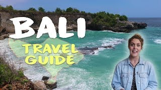 Bali Travel Guide | For First-Timers - Part One