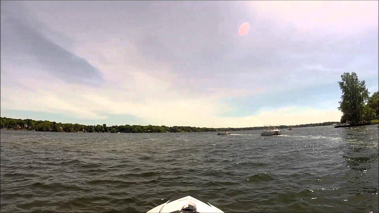 Michigan oakland county highland - Jet Skiing White Lake Highland Township Oakland County Mi Hd