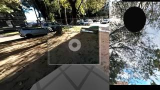 How to use Photo Sphere in Android (Nexus 5)