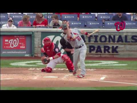 Stephen Strasburg 2016 Season Highlights (First Half)
