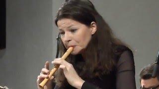 Sonatori de la Gioiosa Marca, Dorothee Oberlinger   Antonio Vivaldi: Concerto RV 443  in C-Dur