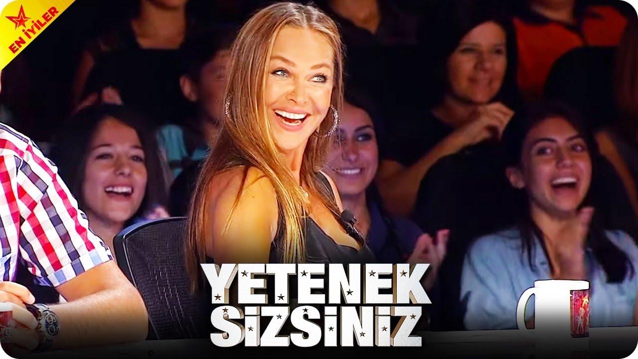 Yetenek Sizsiniz'de Akıllara Zarar Performans | Yetenek Sizsiniz Türkiye