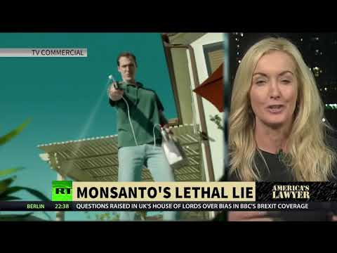 Cancer: Monsanto knew glyphosate could cause it
