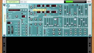 Видео урок по программе Ризон: Основы синтезатора Subtractor.