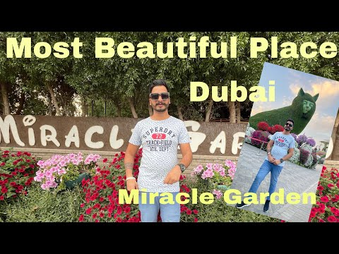 Miracle Garden Dubai 2021 !! The world largest Natural Garden !! ਦੁਬਈ ਟੂਰ #miracle #garden #2021