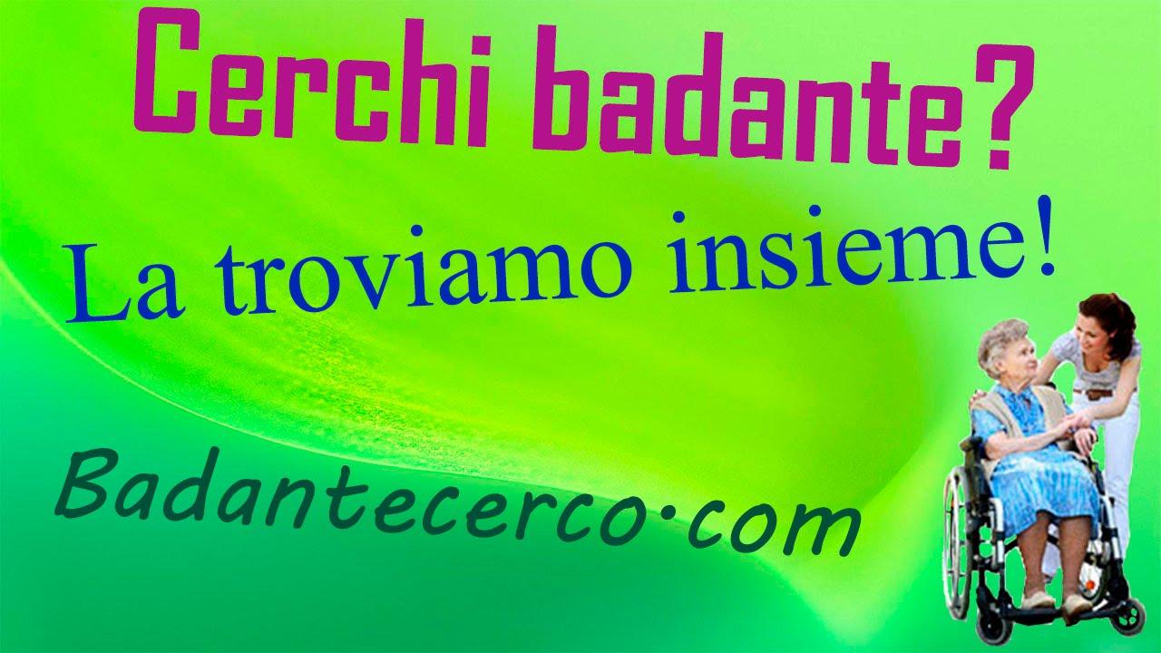 15 offerte lavoro badante Lodi (LO) - AnnunciLavoro360