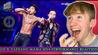 """GD X TAEYANG MAMA 2014 PERFORMANCE - 'GOOD BOY' + 'FANTASTIC BABY""""  REACTION"""