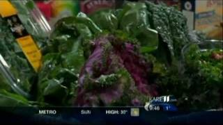 Food Trends for 2012 (January 2012 on KARE 11)