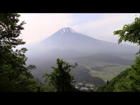 Kurodake hike in Gotenba city, Shizuoka prefecture (2013/6/1)