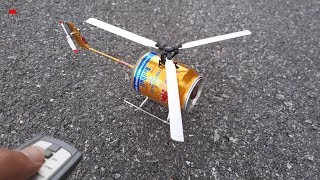 dIY Remote Control Helicopter at home