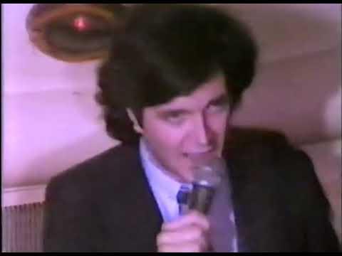 Camilo Sesto & Albert Malla - Inédito De Enero 1984 - El Mejor Cantante Español
