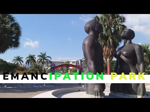 EMANCIPATION PARK  ||  NEW KINGSTON  ||  JAMAICA