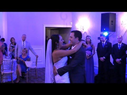 Katelyn & Ryan's Wedding Reception  First Dance