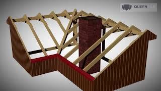 видео Пошаговая инструкция по установке композитной черепицы