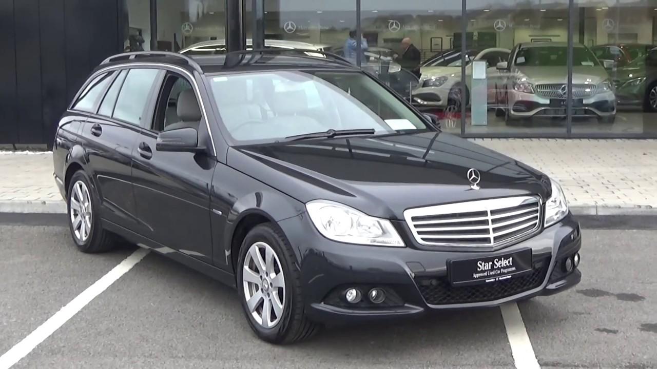 Cmg mercedes benz sligo kr61gue c class c200 estate se for Mercedes benz rt 22