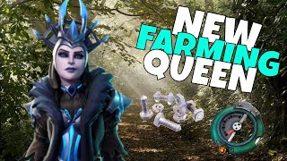 FARMING INSANITY! Ice Queen Hero Gameplay | Fortnite Save The World