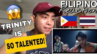 TRINITY Haters Got Nothing [Official MV] Reaction