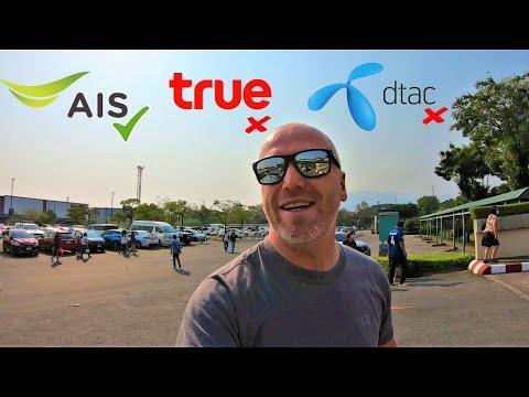 AIS 4g Max Speed Unlimited รีวิว | My Thai Sim Choice
