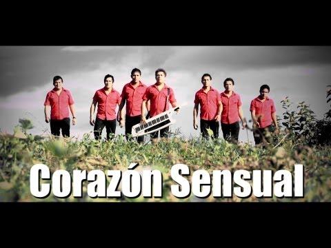 MIS PENAS Y LLANTOS - CORAZON SENSUAL - VIDEO CLIP OFICIAL 2013 HD