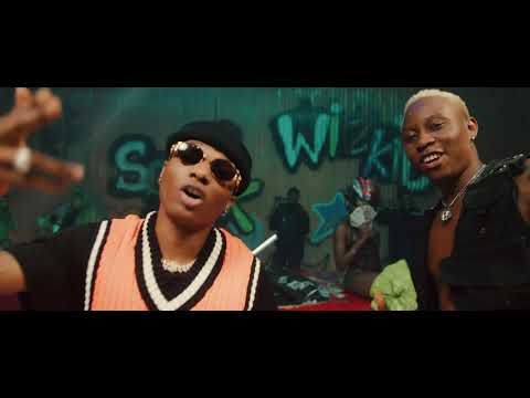 Soft - Money (Remix) ft. Wizkid (Official Video)