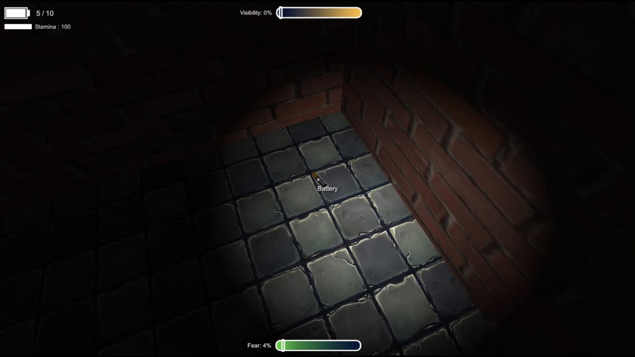 Unity 5 Horror Game Project Light Detection Youtube
