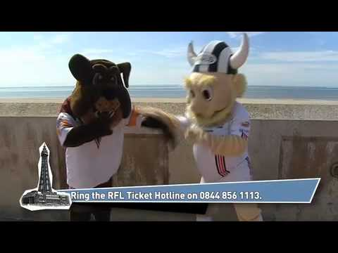 Robbie's Guide to Blackpool