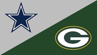 2016 NFL Week 6 Preview: Dallas Cowboys/Green Bay Packers