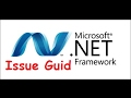 How to fix .net frame work 4.5 issue Guid