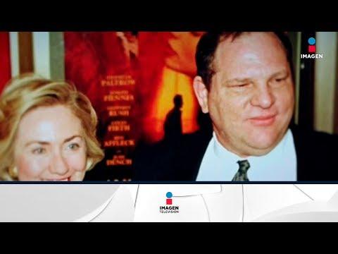 Harvey Weinstein ha volteado de cabeza a Hollywood | Noticias con Francisco Zea