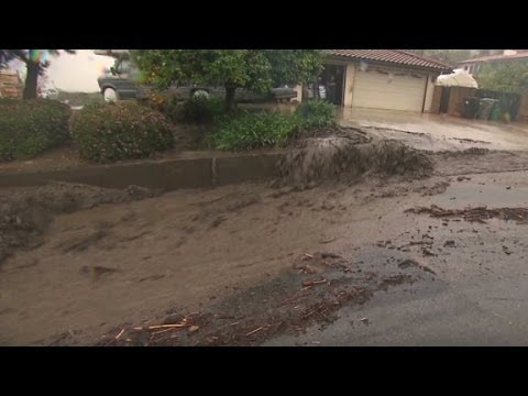 See Mudslides Wreck Havoc On Southern California