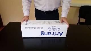 Как прокачать газомасляные амортизаторы