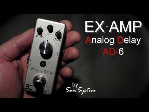 Eno Music - EX-AMP Delay AD-6 / TC-31