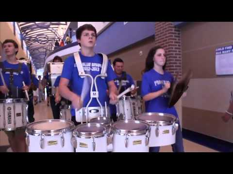 Spring Hill High School Drumline