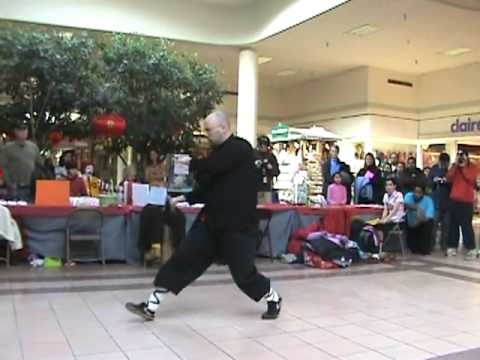 Chinese Lunar New Year Celebration 2009 - 04 - Francis Scott Key Mall Jing Ying Broadsword