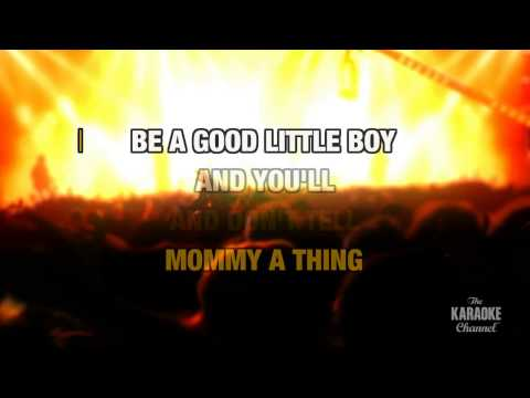 Hell Is For Children in the style of Pat Benatar | Karaoke with Lyrics