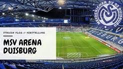 Die MSV-Arena Duisburg | Heimspielstätte der Zebras seit 2004 (Schauinsland-Reisen-Arena)