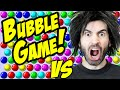 BUBBLE SHOOTER vs The World's Worst Gamer!
