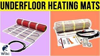 6 Best Underfloor Heating Mats 2019